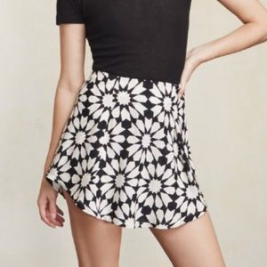 NWT Reformation Naomi Skirt